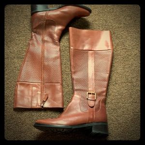 🆕🍁Cole Haan Leather Riding Boots